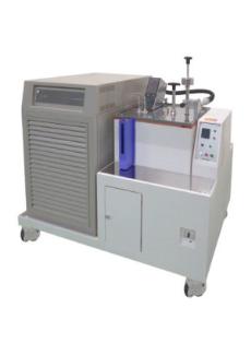 Máy thử độ bền ở nhiệt độ thấp của da No.201-R